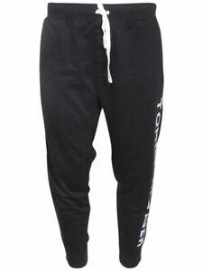 Tommy Hilfiger Men's Jogger Track Pants Vertical Logo