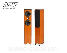 ASW Genius 410 Lautsprecher - Kirsche Hochglanzlack Aussteller zum Sonderpreis!