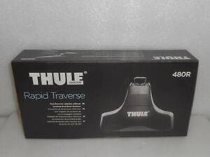 New THULE 480R Rapid Traverse Feet Pack (Set Of 4)