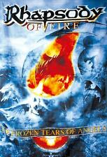 Rhapsody Of Fire - The Frozen Tears - Flagge Posterfahne Textilposter Flag - OVP