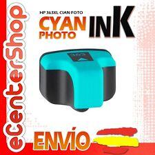 Cartucho Tinta Cyan Foto NON-OEM HP 363XL - Photosmart C7200 Series