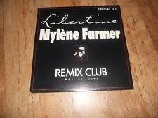 maxi 45 tours mylene farmer libertine