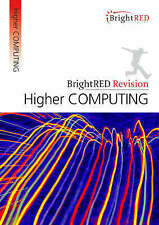 Bright Red Revision: Higher Computing, Alan Williams, Very Good Book