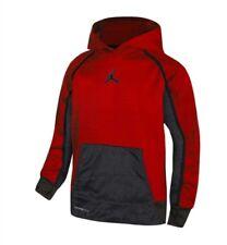 Nike Air Jordan Boys' AJ Victory Therma-FIT Hoodie Size 4 NWT