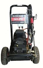 Pressure Washer Unit 3 Phase 5.5 hp  2900 psi