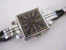 Elegant Eric Watch Art Deco Swivel Lugs Swiss Watch Working From 1930