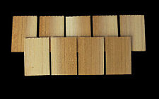 Dollhouse CEDAR SHAKE SHINGLES Raw Material Wood Roofing /Craft Project