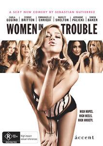 Women In Trouble (DVD) - ACC0150