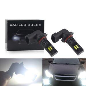9006 Fog Light For Lexus LS460 2007-2012 LED 6000K White HB4 Foglight Bulbs 2X