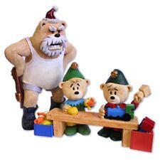 Bad Taste Bears/Ours de collection Figurine-Santa 's Little Pulls