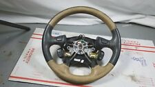 02-06 LAND ROVER FREELANDER STEERING WHEEL W/ BUTTONS HORN CRUISE BUTTONS OEM E2