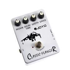JOYO JF-07 Classic Flanger Guitar Effect Pedal