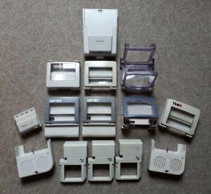 Nintendo Classic Game Boy Zubehör Nuby Light Max Lupe Lautsprecher Akku
