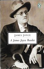 JAMES JOYCE A James Joyce Reader Penguin 1993 book Dubliners Poems LITERATURE
