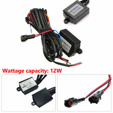 12W Automatic ON/OFF Relay Module Box For DRL LED Daytime Running Light
