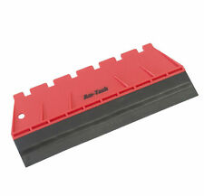 Floor Tile Adhesive Hand Tool Applicator + Flexible Rubber Grout Spreader Blade