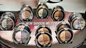 Maybelline New York Eye Studio Color Molten Cream Eye Shadow ~ 8 Shades