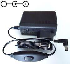 Fuente de alimentacion con interruptor 12V a 2A de 220V Adaptador