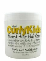 Curly kids mixed hair care curly gel moisturizer 6oz