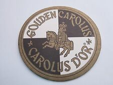 Beer Coaster <> Brouwerij Het Anker Gouden Carolus d'Or Bier ~ Mechelen, Belgium