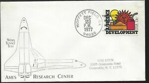 12/22/77 Shuttle Wind Test Moffett Field Ca