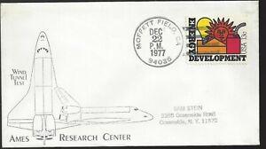 12/22/77 Shuttle Wind Test Moffett Field Ca