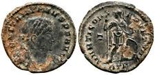 CONSTANTINE THE GREAT (316 AD) Rare Follis. Trier #PA 9149