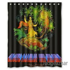 Paul Kantner Blows Against The Empire Custom Shower Curtain 60x72 Inch