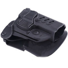 Hunting Tactical SWCH Paddle Holster For H&K USP Compact 9mm Holsters Stock In