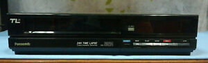 Panasonic Ag-6024 Videoregistratore Vcr Cassette Player Vhs Vintage