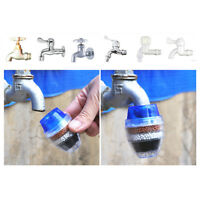 Coconut Carbon Kitchen Tool Faucet Tap Water Cleansing Purifier Filter Cartridge