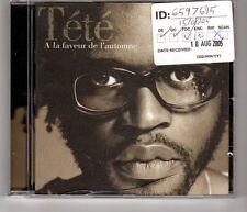 (HH685) Tete, A la Faveur de l'Automne - 2003 CD