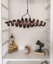 Modern Lampe Retro Vintage Industrie Pendelleucht loft rustikal