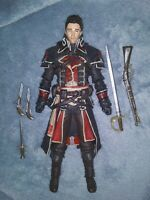 "Mcfarlane Assassin's Creed Series 4 Templar SHAY CORMAC 5.5"" Action Figure"