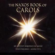 Various Composers : Naxos Book of Carols, The (Pitts, Tonus Peregrinus) CD