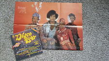 Disco Nights - MIT BONEY M. POSTER Disco Vinyl LP