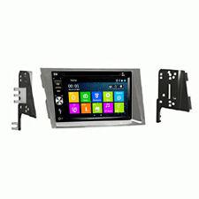 DVD GPS Navigation Multimedia Radio and Dash Kit for Subaru Outback 2011 Silver