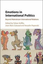 EMOTIONS IN INTERNATIONAL POLITICS - ARIFFIN, YOHAN (EDT)/ COICAUD, JEAN-MARC (E