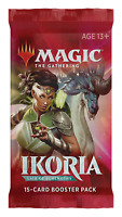 Magic The Gathering MTG Ikoria Lair of Behemoths Booster PACK Preorder | 1 PACK