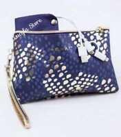 Monat Hair Travel Bag Cell Phone Charging Wallet Credit Card SlotsWrist Strap