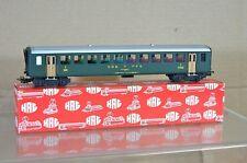 HAG 400 MARKLIN Märklin AC SBB CFF GREEN 2nd CLASS COACH 281-0 MINT BOXED nc