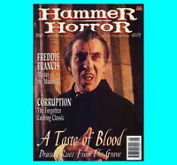 Official Hammer Horror Calendar SEALED MINT VERY RARE Year 1998 Christopher Lee