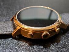 Fossil FTW6020 Gen 4 HR Stainless Steel Smartwatch Gold Tone