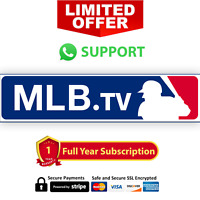 MLB.TV Premium Account 2020 - 2021 Season MLB TV 36 Months | Fast Delivery