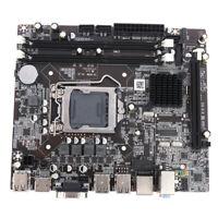 H55 LGA 1156 Motherboard Socket LGA 1156 Mini ATxDesktop image USB2.0 SATA EU4N8