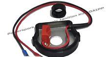 LUCAS DK4A Distributore/Piastra di Base Bacolite Positivo Terra Kit Accensione Elettronica
