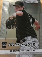 Gerrit Cole baseball card