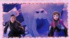 """PANINI DISNEY FROZEN STICKER """"ANNA & FRIENDS"""" #134 GLITTER-  HARD TO FIND!"""