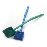 2 Colours brush Algae Cleaner Algae scraper aquarium fish tank Clean ¾Q