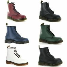 Dr. Martens Leather Lace Up Synthetic Shoes for Men